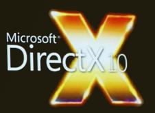 Logo Microsoft DirectX 10