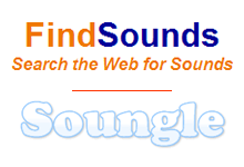 Loghi Findsounds & Soungle