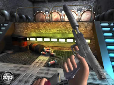 Gioco creato con FPS Creator X10
