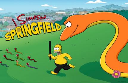 I Simpson Springfield